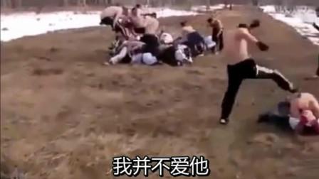 给战斗民族打群架加上中文字幕会怎么样?
