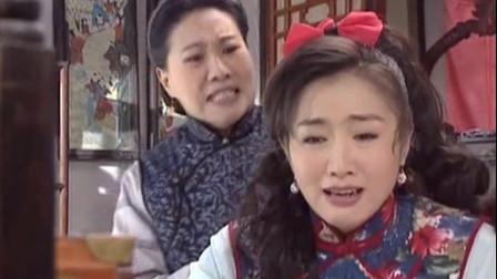 青河绝恋:雯音被梁大夫玷污了,伤心大哭!要把自己的头发剪掉!