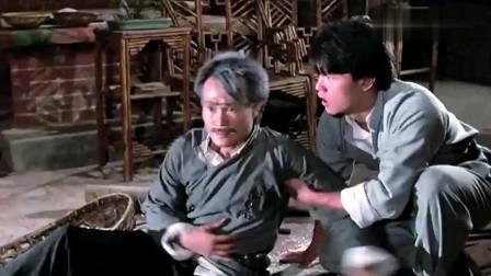 僵尸先生:林正英和徒弟遇上僵尸王,师弟带着僵尸来救场!