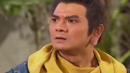 《天龙八部》乔峰三次吊打鸠摩智,打斗场面好精彩,片尾对话太真实了