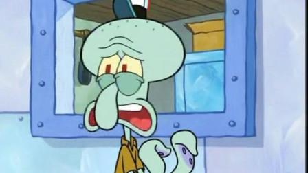 海绵宝宝:章鱼哥要出人头地了