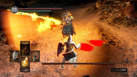 PS4 黑暗之魂HD最终BOSS战 随手录