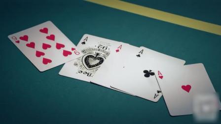 不愧是千王赌神,明着让你变牌还能偷过来,这千术还有谁