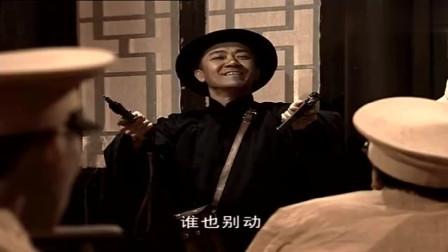《亮剑》最经典片段,李云龙楚云飞大闹鬼子宴会,魏和尚吃美了