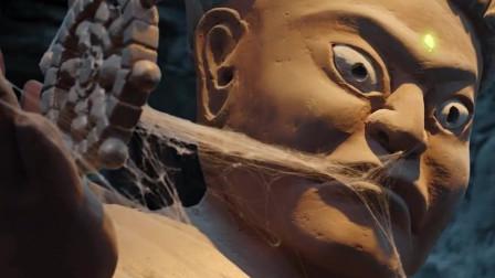 奇异的事接连发生,深入东海龙棺墓穴移动五尊佛像