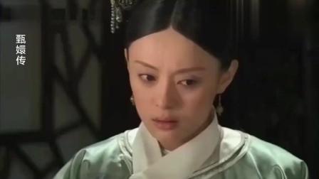 甄嬛传:安陵容查看合欢稥,得知惊天秘密,甄嬛心中怨恨更深一层