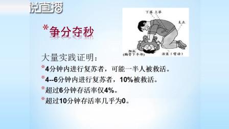 北京中医医院医生孟浩讲解《心肺复苏术》第一讲