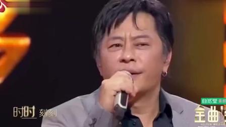 王杰是曾经的华语乐坛天王,30年后再唱《安妮》当场泪崩