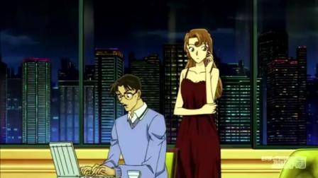 工藤有希子好可爱,直接霸占工藤优作的电脑,优作既宠溺又无语