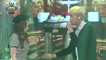 程潇给UNIQ伴舞,有注意到她和王一博十指相扣的手吗?好甜