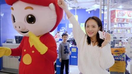 猪猪侠和晴天姐姐带来新年礼物!正佳玩具反斗城之玩具PK赛圆满结束