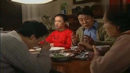 婆婆媳妇小姑:婆婆害得儿媳丢工作,儿媳直接在饭桌上摆脸色,一旁的儿子可难做