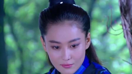 李莫愁带娃被杨过的周到俘获,李莫愁孤独一生羡慕小龙女!