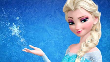 """当迪士尼公主""""黑化""""后,冰雪女王变魔女,白雪公主攻气十足!"""