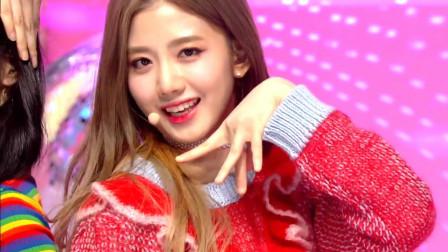 新女团CherryBullet出道音乐银行首秀 一起感受樱桃子弹的魅力