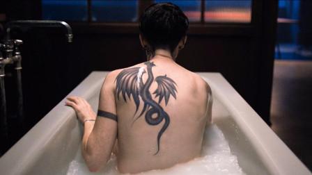 《龙纹身的女孩》续作,黑客题材电影秒变《谍影重重》