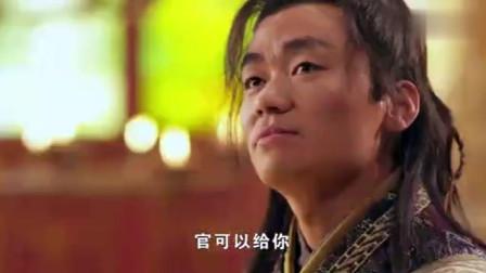 《隋唐演义》:李元霸力举双狮,隋炀帝在现场都看呆了