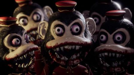 这年头玩个吃豆人都被吓尿了!!!!