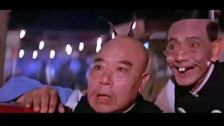 香港喜剧电影老夫子搞笑片段:吃面