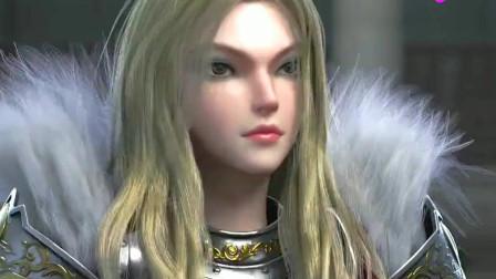 雄兵连:神圣凯莎当上了天使之王,身边的鹤熙比彦还漂亮!