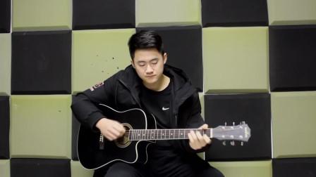 吉他和弦的推算,Am和弦的推算