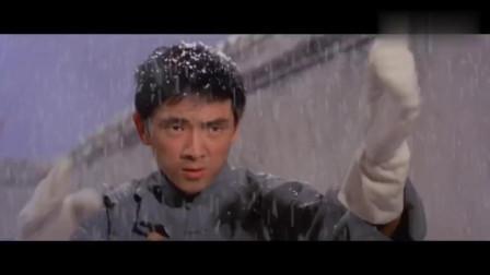邵氏功夫电影《龙虎斗》国术高手对阵日本武士,打得太过瘾了