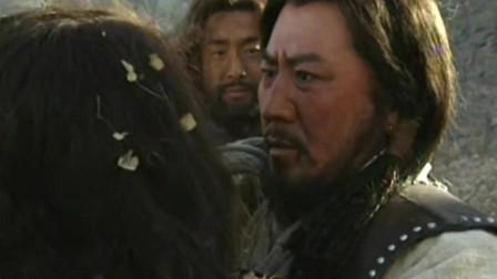 成吉思汗不打战时狩猎,培养孩子们吃苦耐劳的意志,这次无意发现没的弟弟