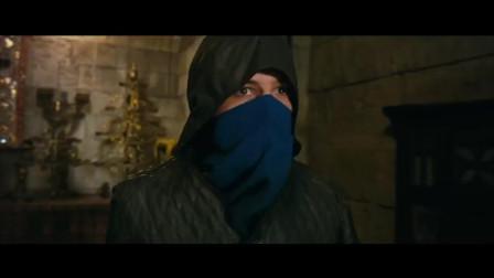 侠盗罗宾汉,玩弓箭干净利落,伤力堪比枪弹