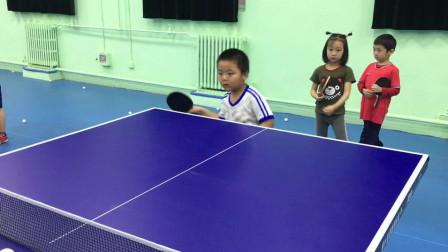 儿童乒乓球训练每日必练