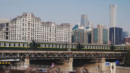 2019京局春运25T管内临客 K5202次 石家庄-北京