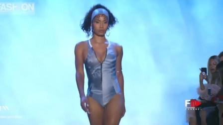 CHROMAT 纽约2019春夏时装秀,设计精巧, 尽显时尚气息!