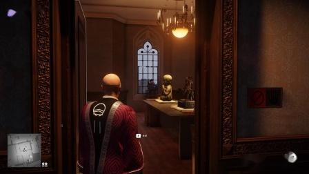 《杀手2(Hitman2)》行踪不定的目标 估价师 沉默刺客详细攻略解说
