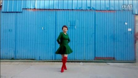 陈静广场舞《重要的事情要说三遍》编舞:陈敏