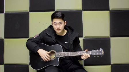 吉他的轮指教学,是一个比较炫酷的技能