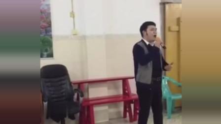 林武燕老师即兴唱潮剧《世道崎岖路多艰》
