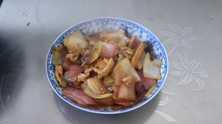 洋葱炒肉片,老张教你做,家常做法,好吃有食欲,非常可口