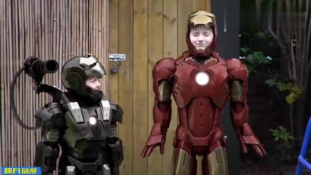 上学快迟到了怎么办?看看国外小孩的交通工具,这身盔甲我给满分