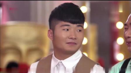 白小白登上综艺节目、表演得到大家认可!感觉你确实该走搞笑路线。。。