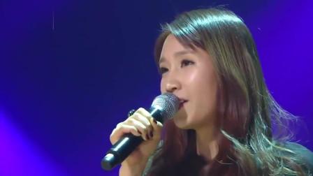 《不得不爱》是弦子与潘玮柏翻唱的韩国歌曲,90后满满的青春回忆!