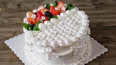 美妈必备技能之DIY戚风蛋糕,幸福生活从烘焙甜点开始