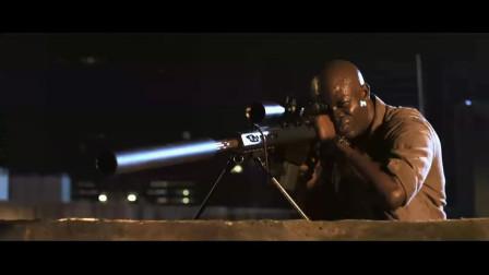 这才是狙击猛片 一把巴雷特挑战整个 枪枪爆头 太过瘾了!