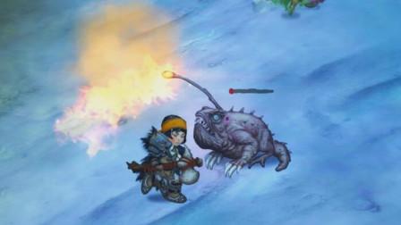 【逍遥小枫】抵达冰原!千里迢迢寻找失踪的儿子!| 浓雾与牺牲 #2