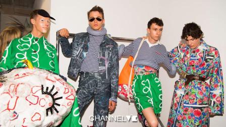 AW19来自伦敦男装周的时尚发声