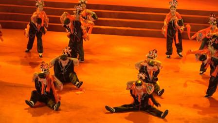 首届达州网络春晚【彩排】歌舞表演《 猪猪总动员》