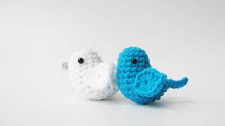 第37集 赛君手作春天的小鸟们钩针编织视频教程