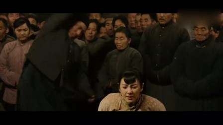 白孝文对田小娥动家法,他想不到有一天他因为同样的理由被鞭挞