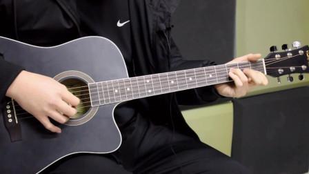 吉他弹奏《玫瑰》前奏,注意C和弦的按法