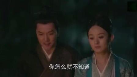 知否冯绍峰抱着赵丽颖吃醋撒娇,网友表示忘台词还照常依然看了好几次