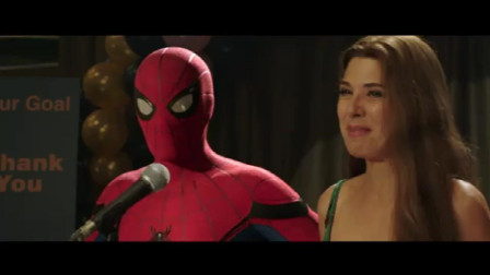 《蜘蛛侠:离家出走》最新预告片
