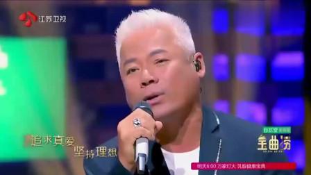 巫启贤现场演唱《太傻》,评委直呼:宝刀未老,厉害